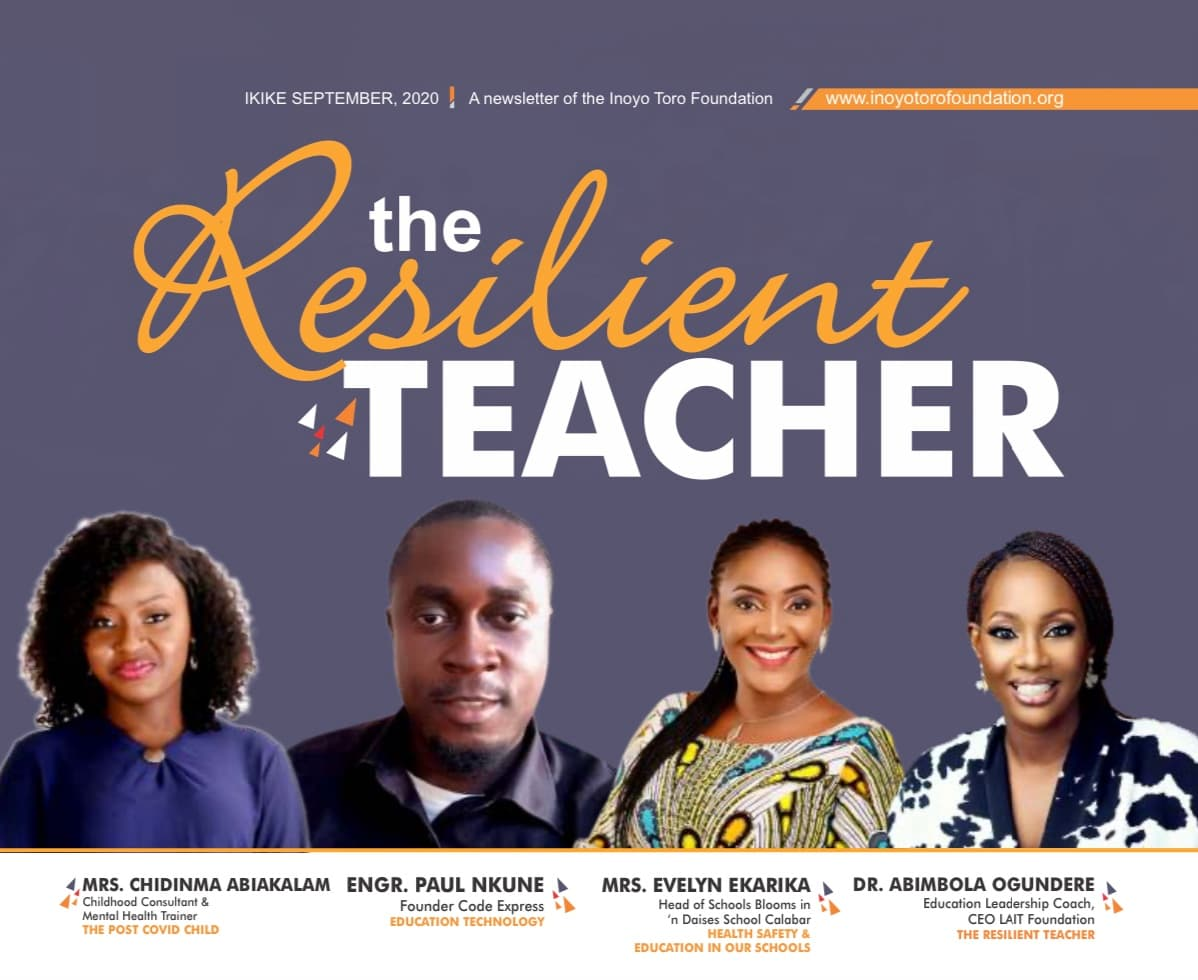 The Resilient Teacher poster