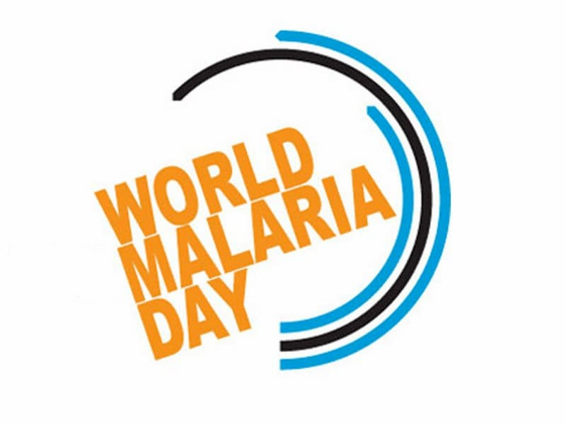 2014 World Malaria Day Quiz Competition poster