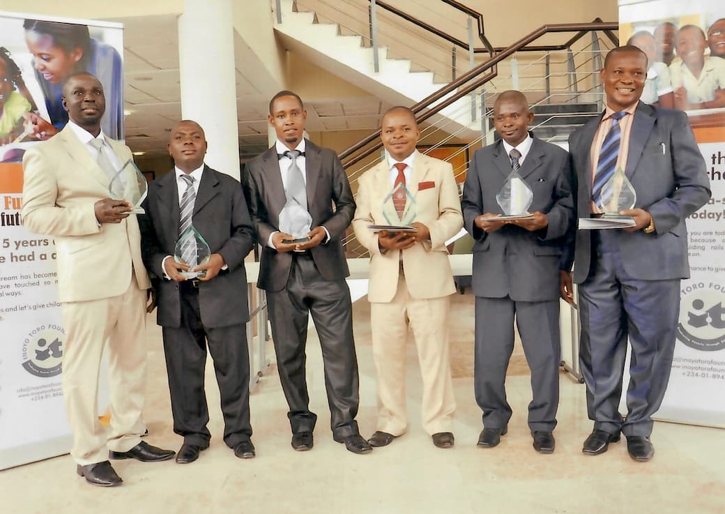 Some of the Awardees