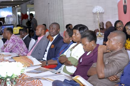 A CROSS SECTION OF TEACHERS AWARDED FOR TEACHING EXCELLENCE IN THEIR SUBJECT AREAS