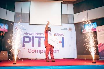 Alpha 1 - 2021 #AKITECH Pitch Competition winner