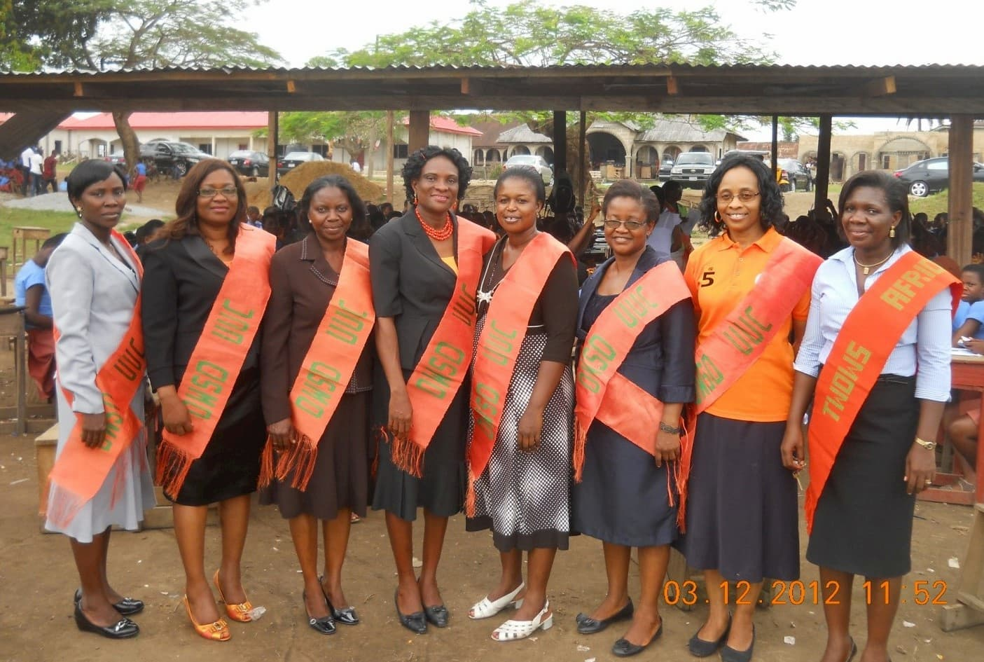 OWSD UUC Adopts Cornelia Connelly College, Uyo poster